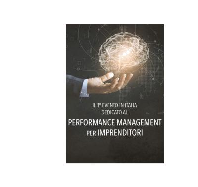 Evento dedicato al Performance Management per Imprenditori