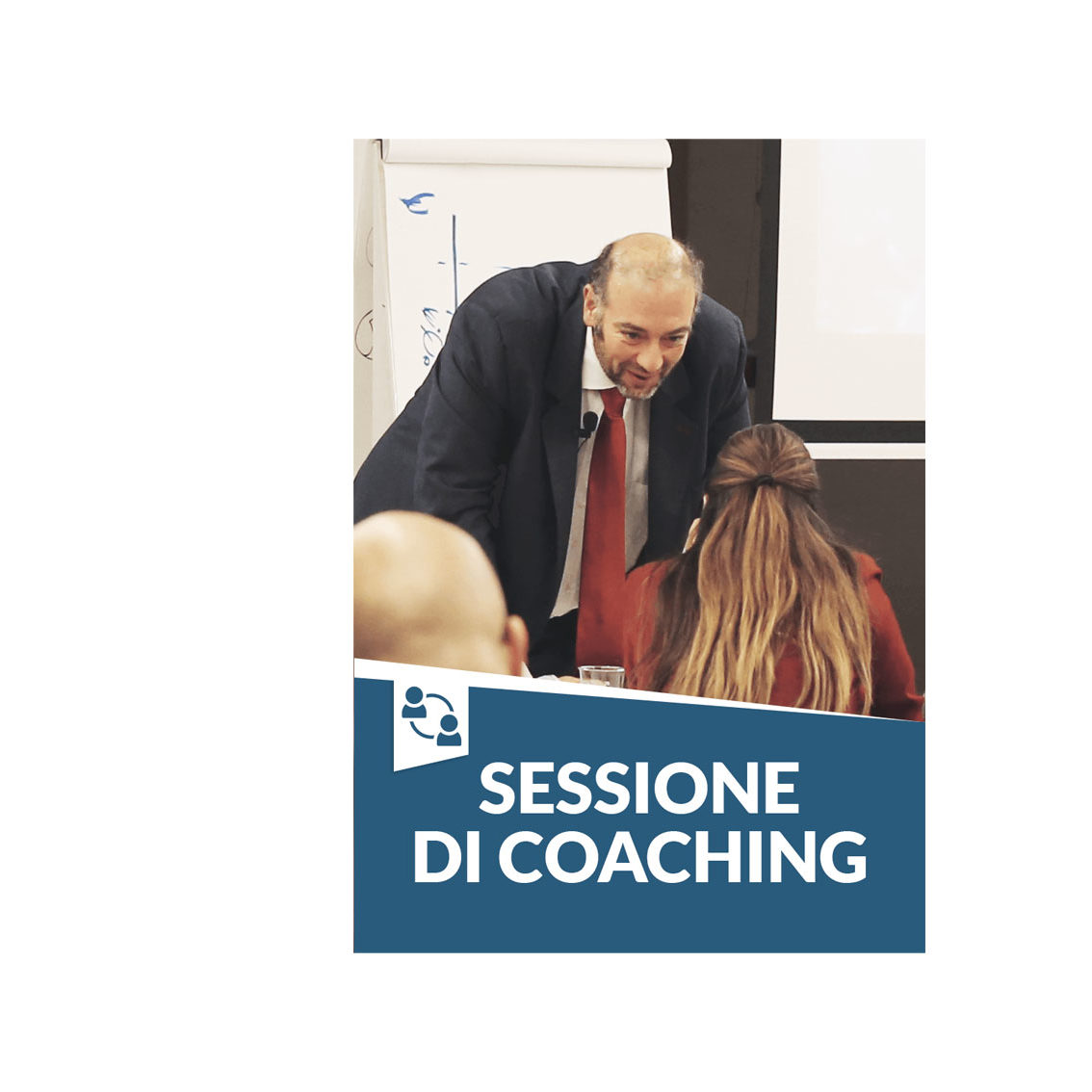 Sessione di Coaching con Roberto Castaldo